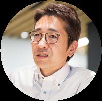 本社設計室勤務 西垣 富男