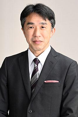 代表取締役社長 阪本 直樹